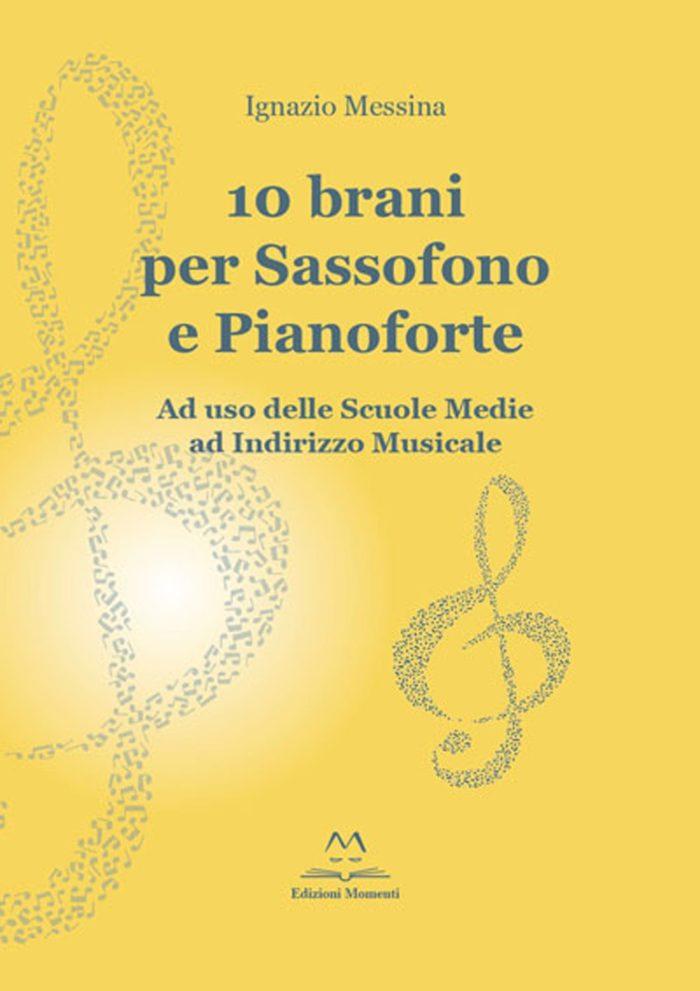 10 brani per Sassofono e Pianoforte
