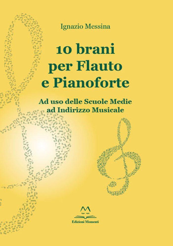 10 brani per flauto e pianoforte