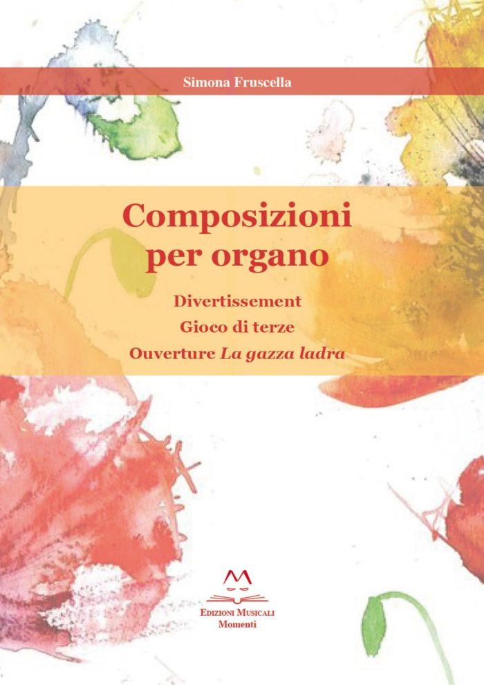 Composizioni per organo di Simona Fruscella