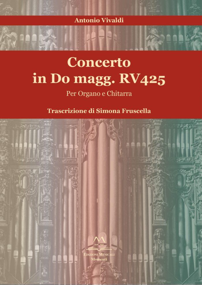 Concerto in Do magg. RV425 trascrizione di Simona Fruscella