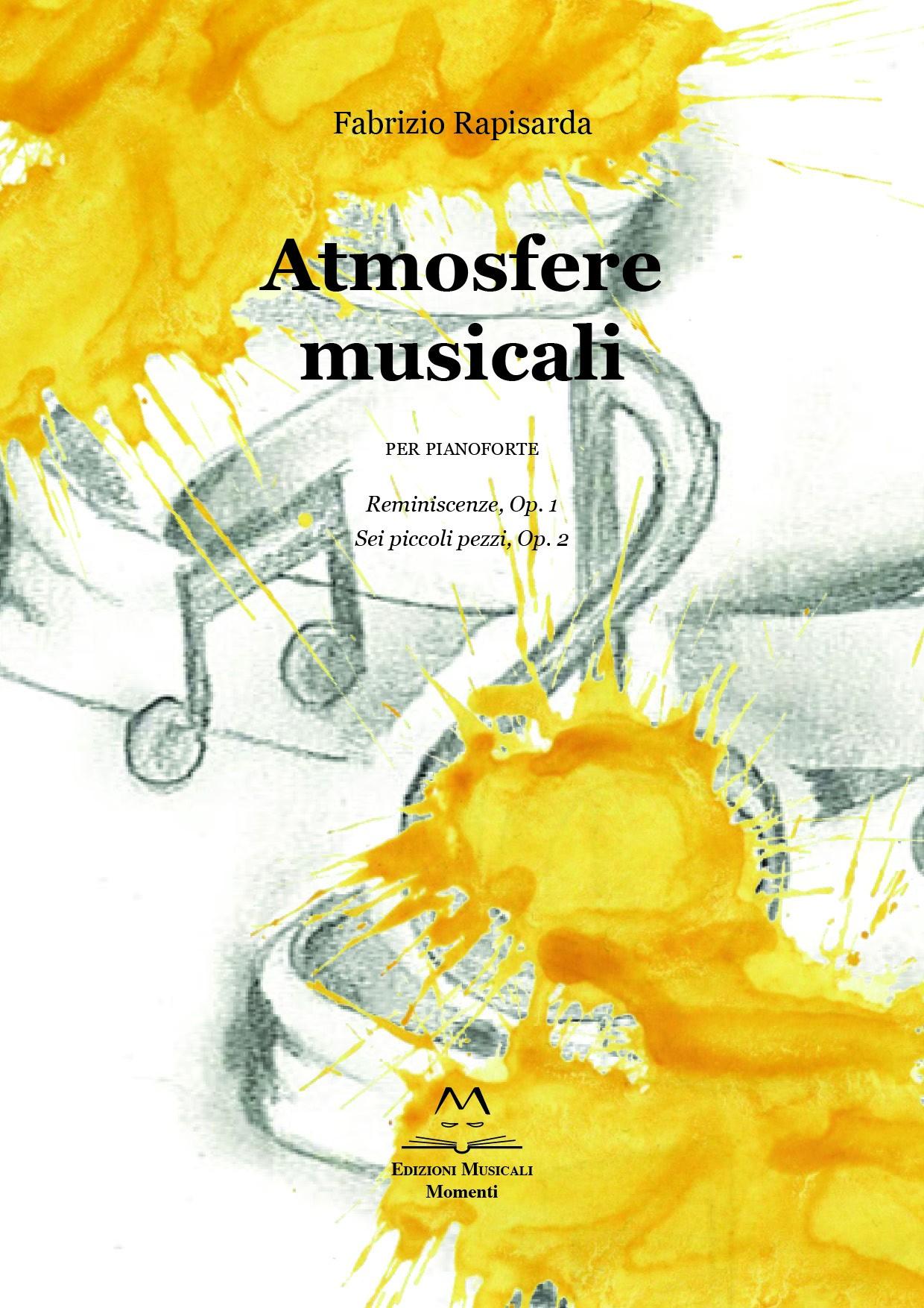 Atmosfere musicali di Fabrizio Rapisarda