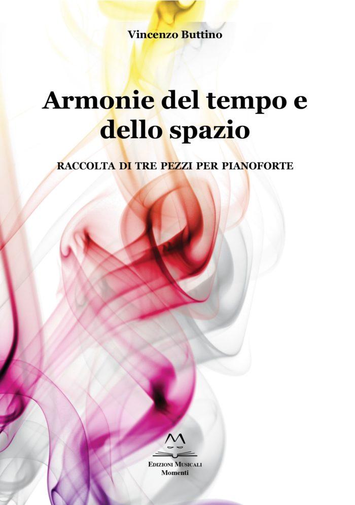 Armonie del tempo e dello spazio di Vincenzo Buttino