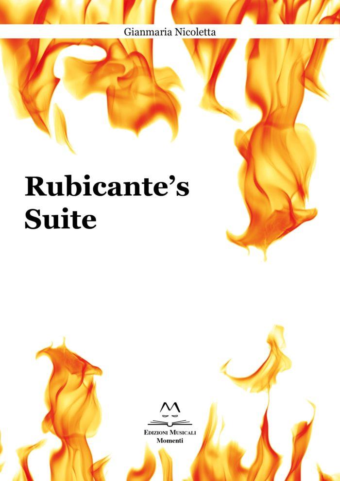 Rubicante's Suite di Gianmaria Nicoletta