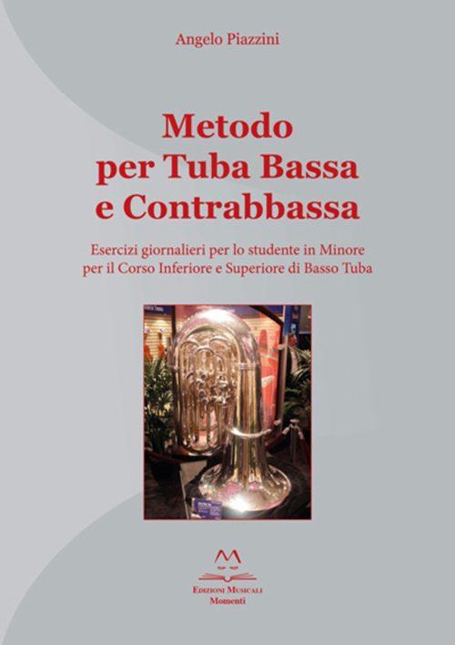 Metodo per Tuba bassa e contrabbassa di Angelo Piazzini