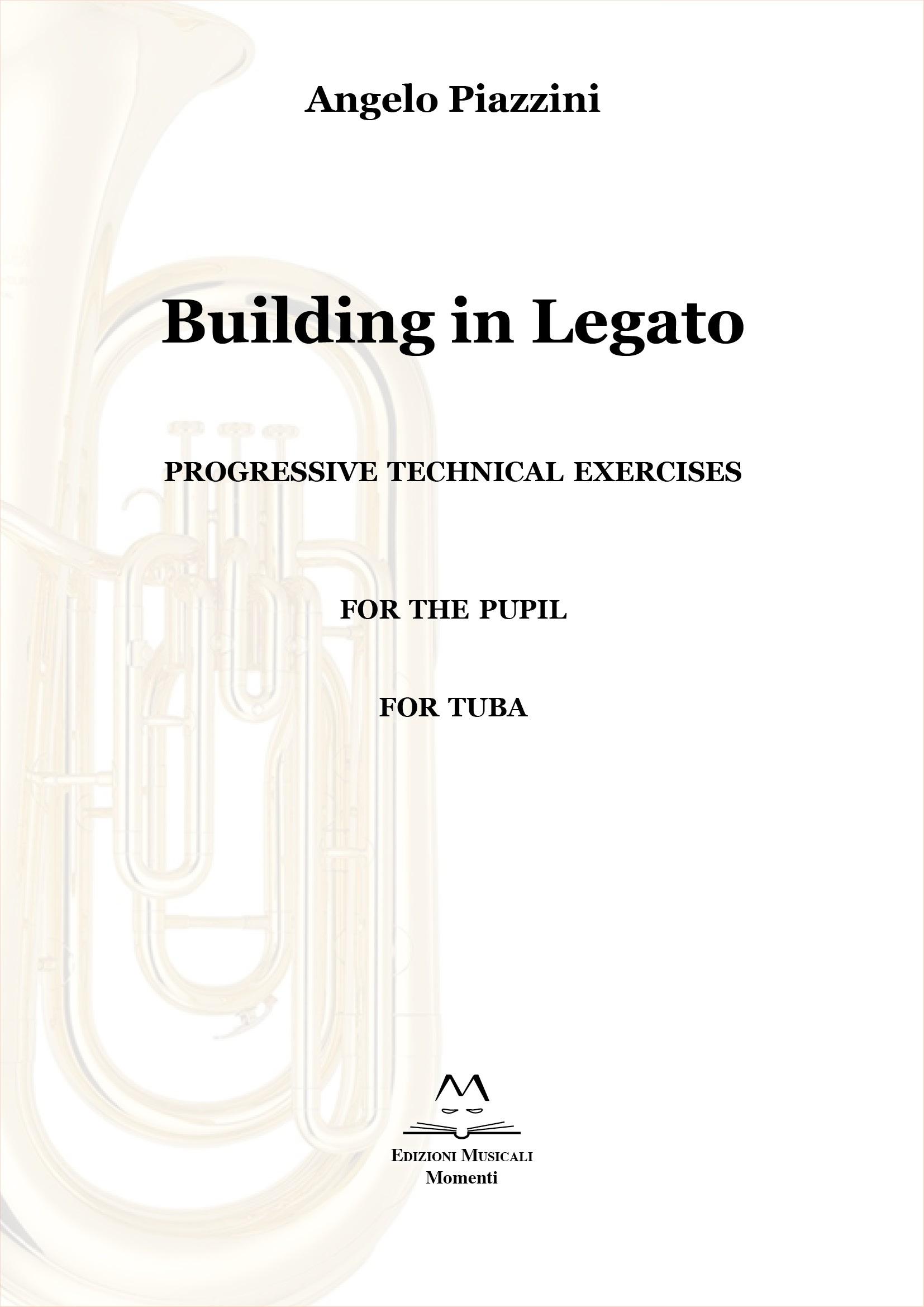 Building in Legato for the pupil di Angelo Piazzini