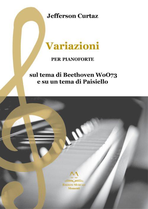 Variazioni per pianoforte di Jefferson Curtaz