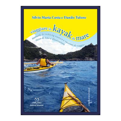 viaggiare in kayak copertina