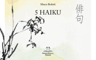 5 Haiku di Marco Bedetti