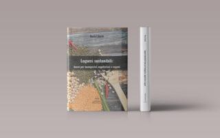 libro legumi sostenibili copertina e dorso