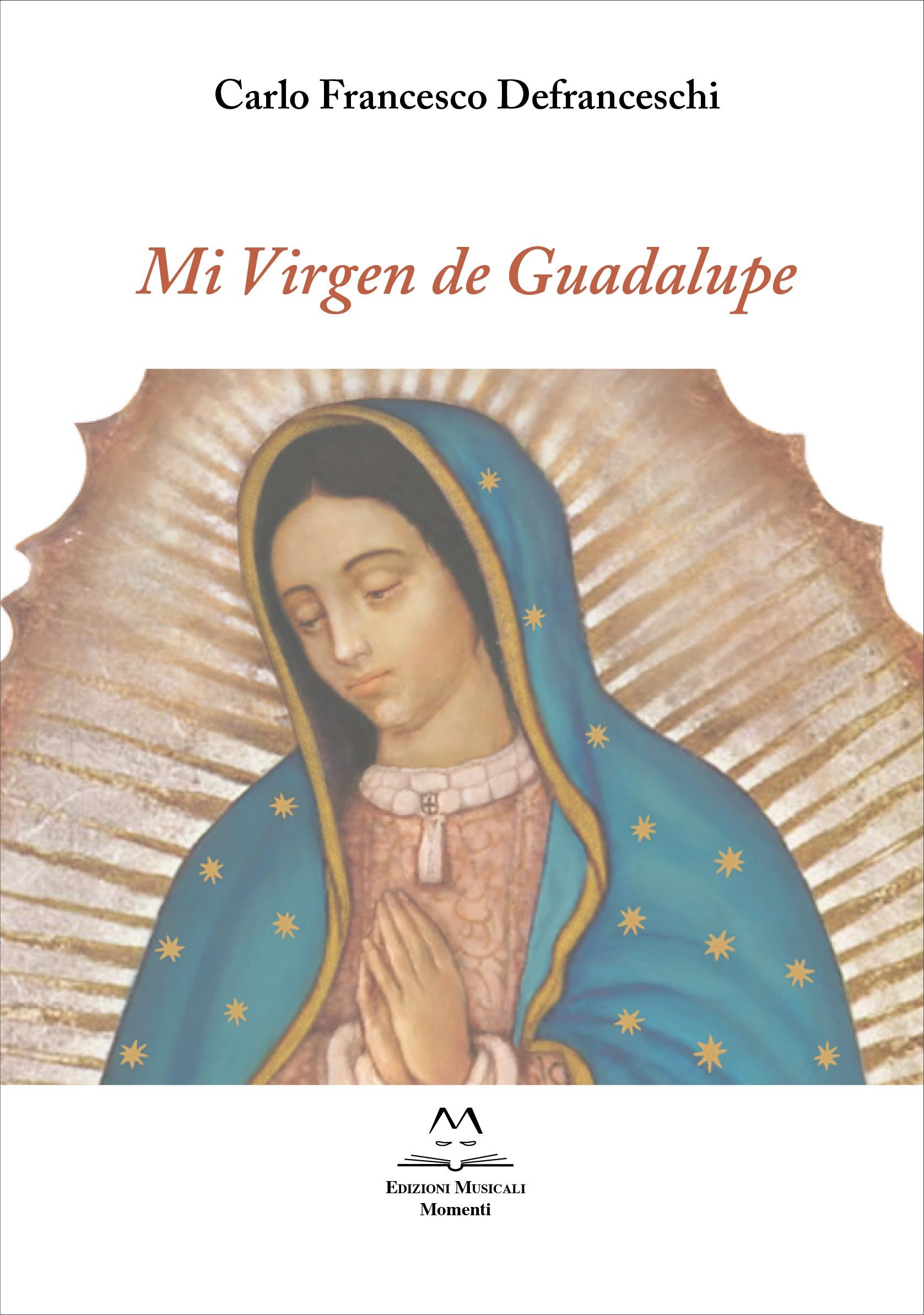 Mi Virgen de Guadalupe cartaceo