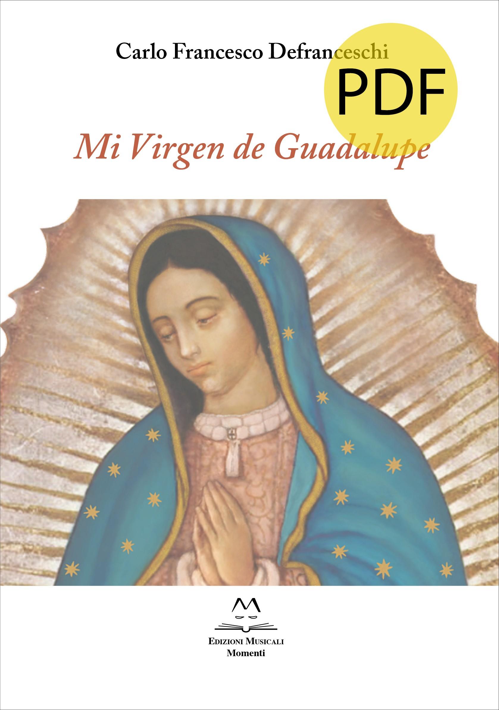 Mi Virgen de Guadalupe PDF