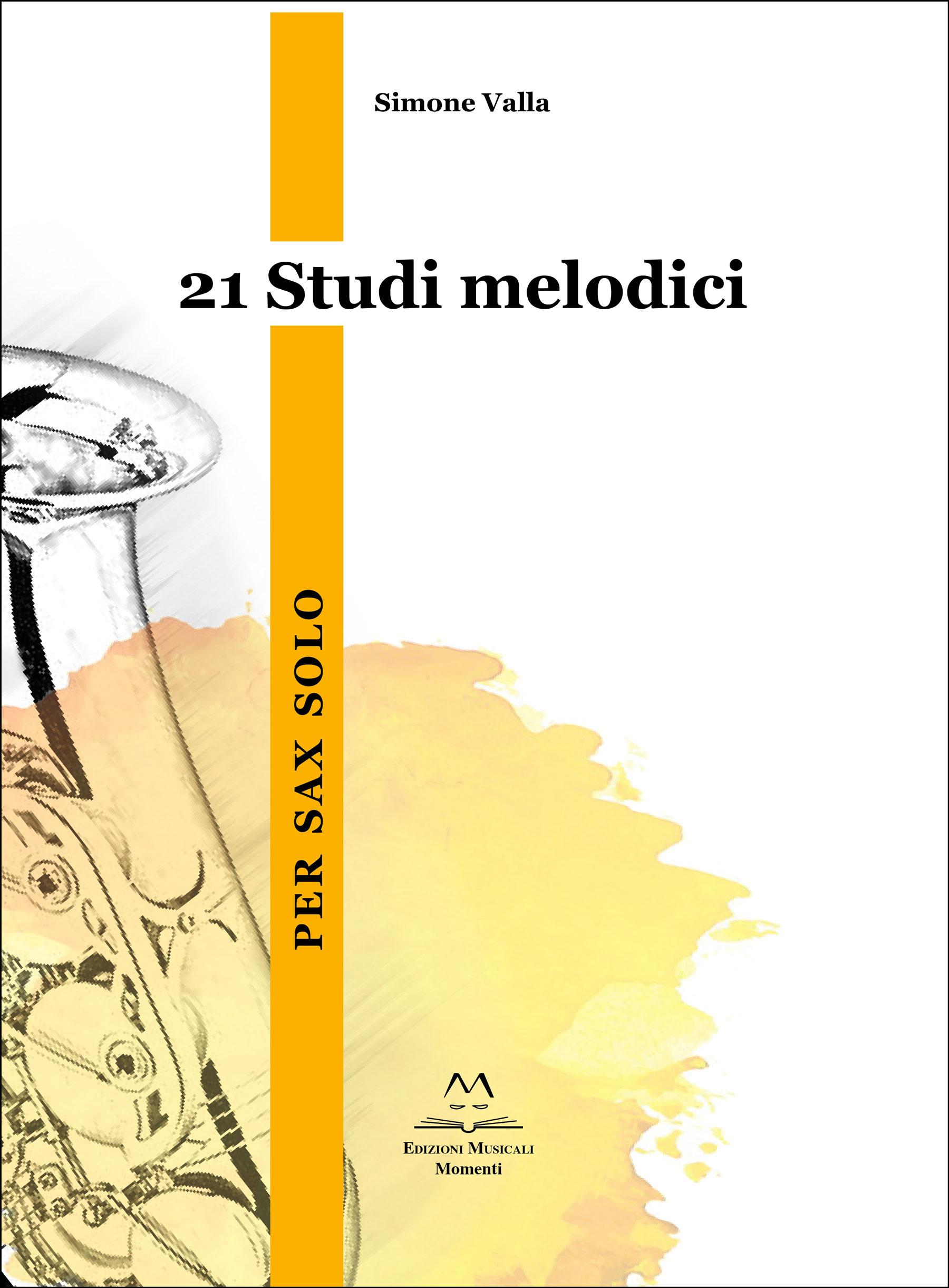 21 Studi melodici